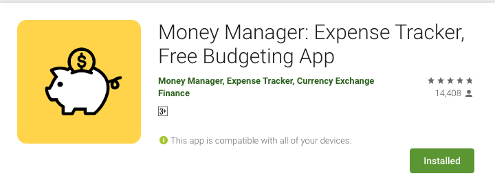Money Manager: Expense Tracker, Free Budgeting App - Investech - Medium