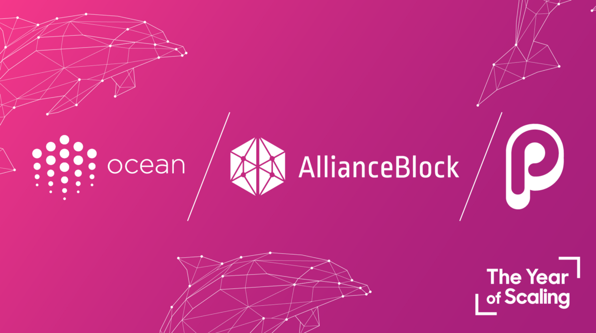 Ocean Protocol launches an MLP on POP! with AllianceBlock