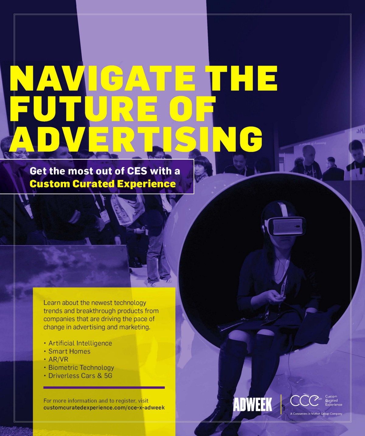 The CES 2018 Future of Advertising Tour - Consumers In