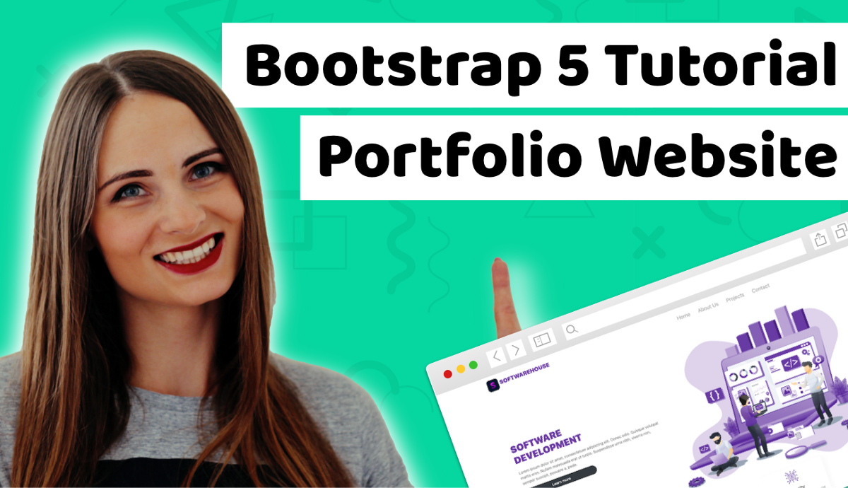 How to Create a Simple Web Page using Bootstrap 5