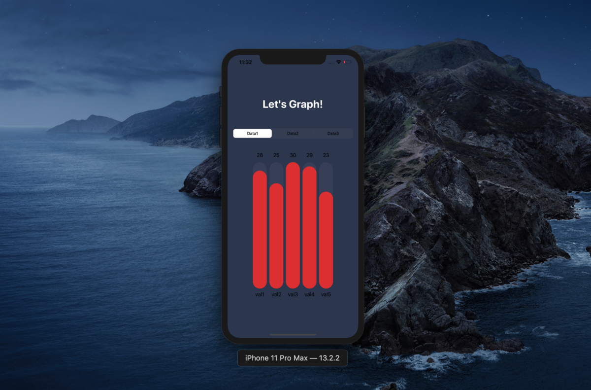 How to Draw Beautifully Animated Graphs in SwiftUI—Part 1