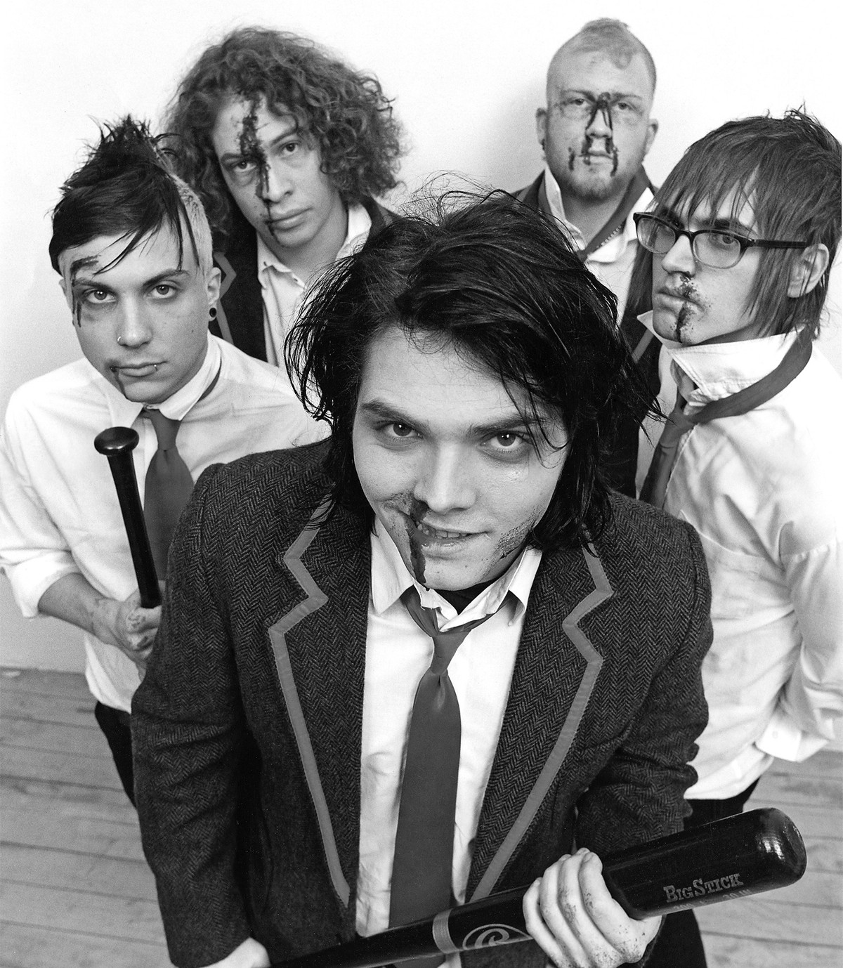 Mcr Toured With
