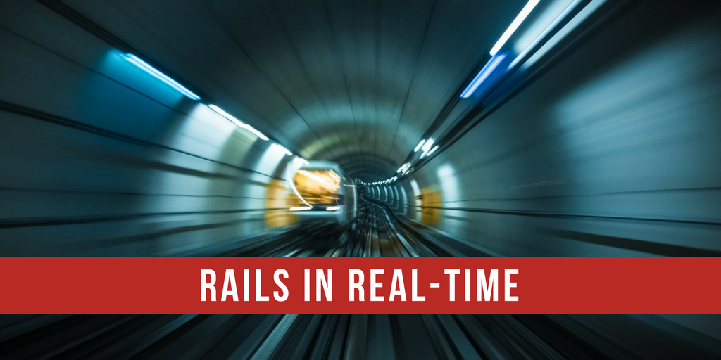 Make your Rails app real-time—in under ten minutes - Code == Life