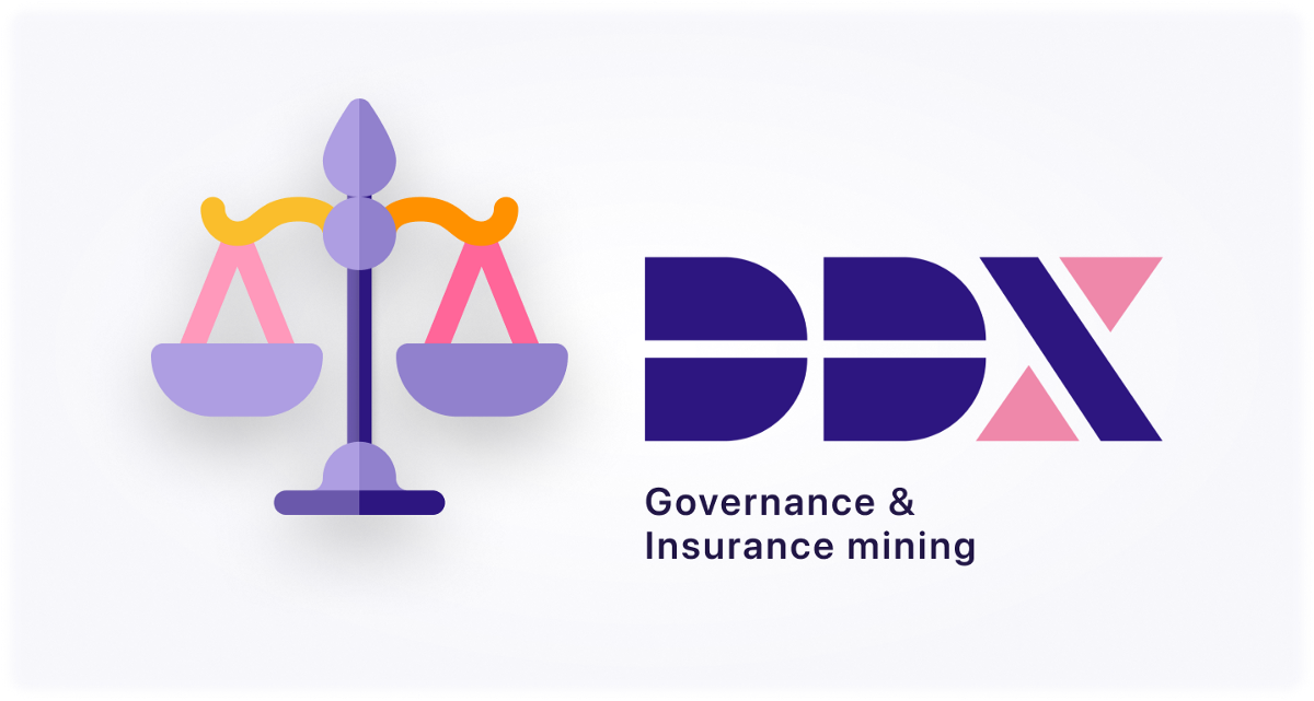 Insurance mining & governance are here!