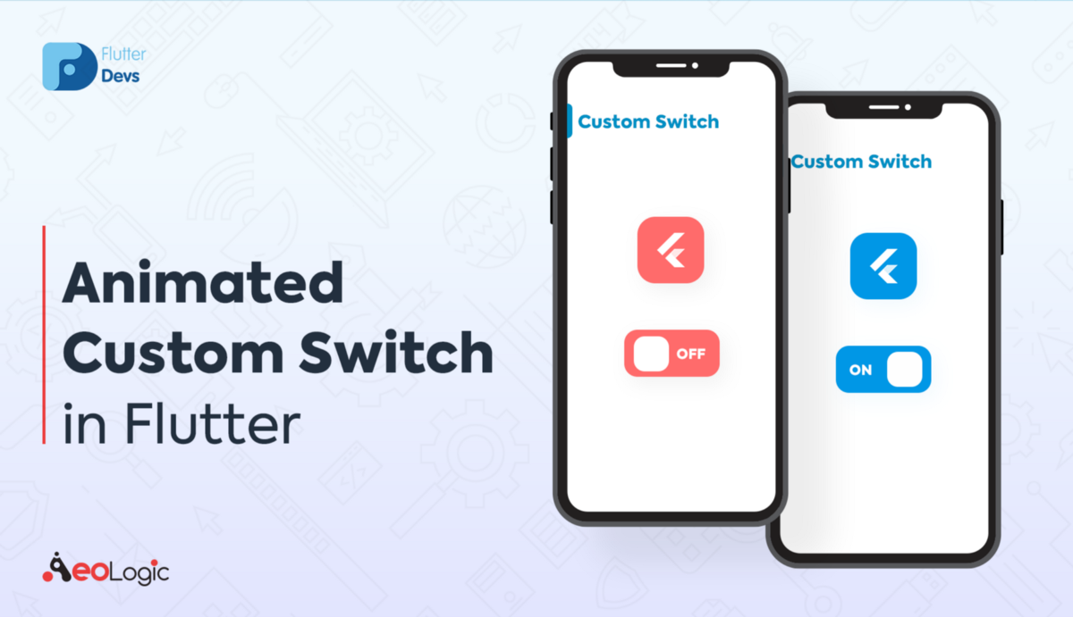 Animated Custom Switch In Flutter