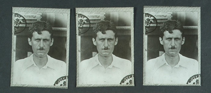 George Orwell's Six Rules For Great Writing