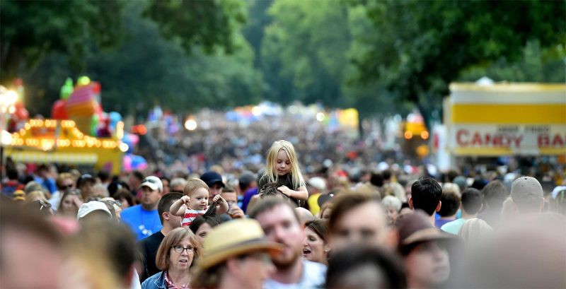 Eating Healthy at the Minnesota State Fair - Medifast MN