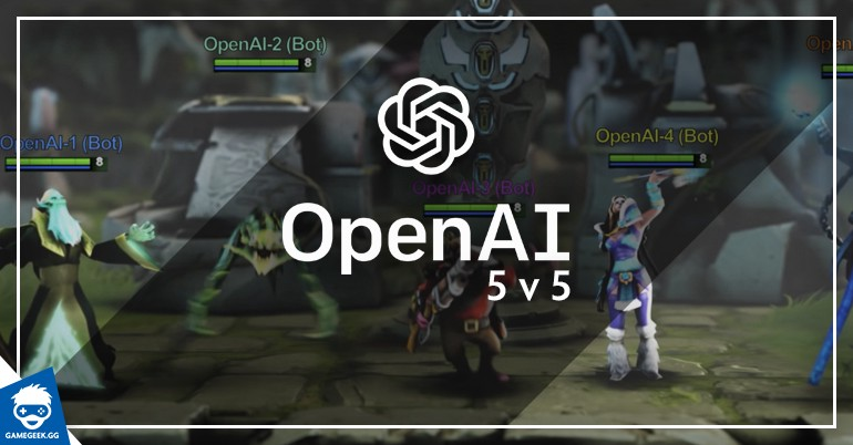 The Science Behind OpenAI Five that just Produced One of the