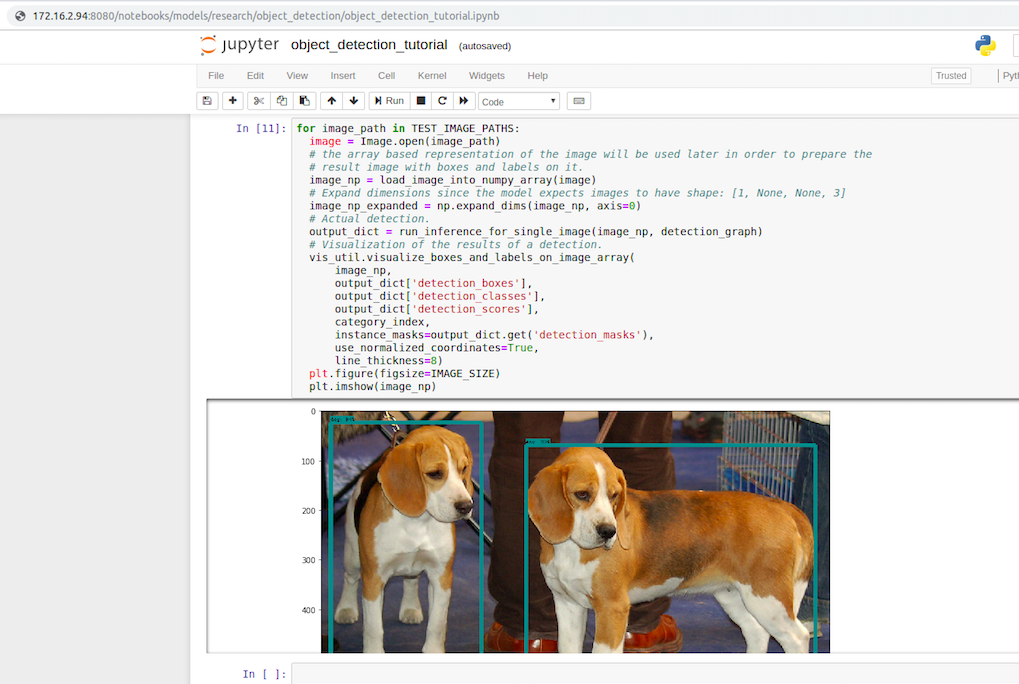 Easy video object detection Process using Tensorflow