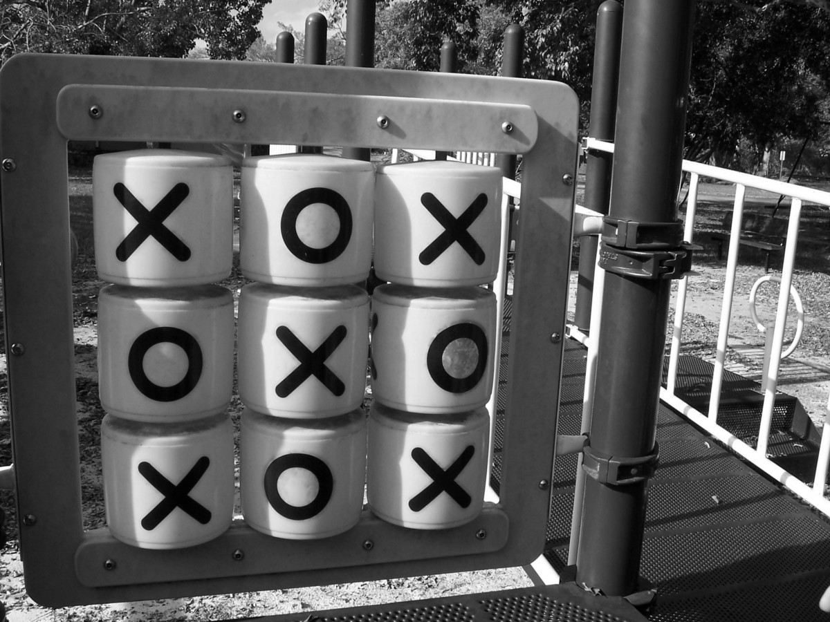 Tic-Tac-Toe Game With Python