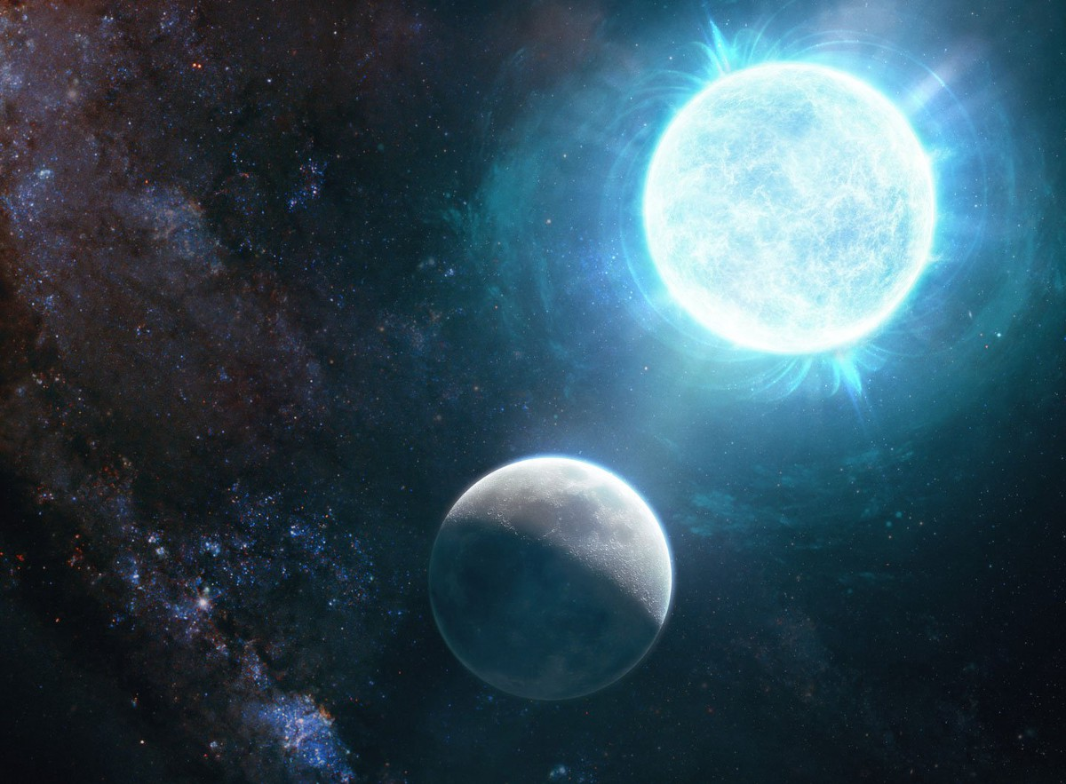 What The Heaviest, Smallest White Dwarf Ever Found Means For Science