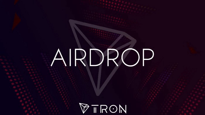 TRON Crypto Away— Bitcoin Airdrop Promotion — Get Free Coins