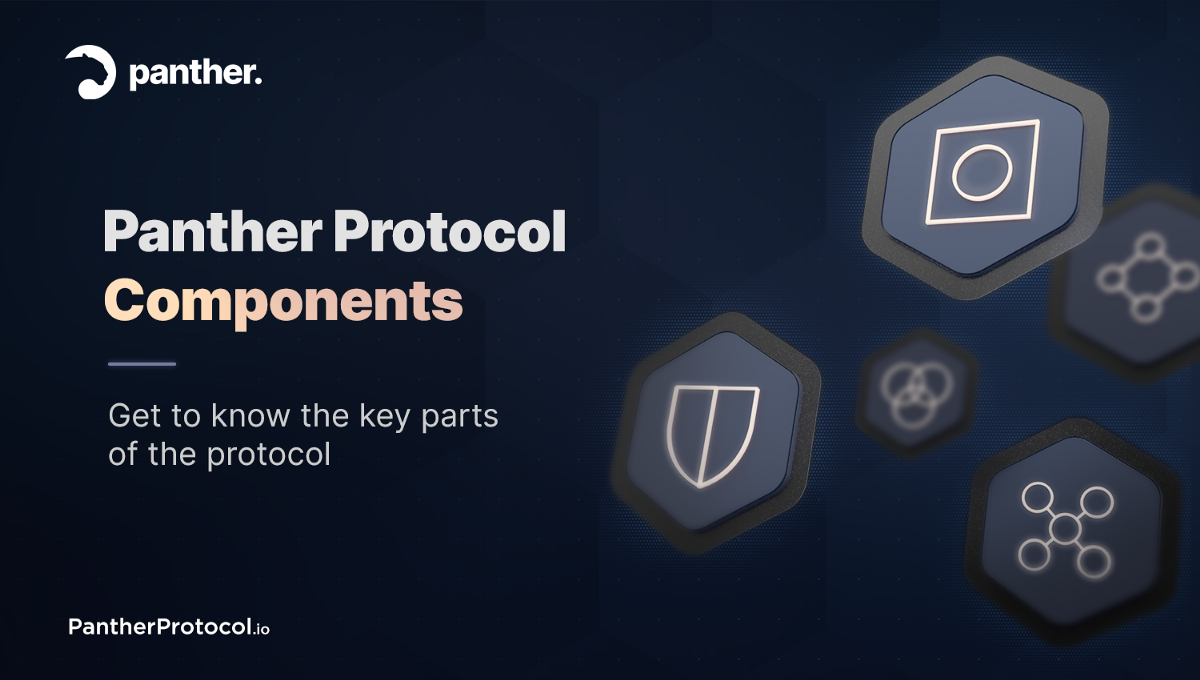 An overview of technical components of Panther Protocol