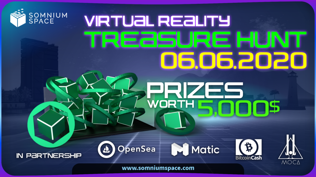 Road2SLO wrap-up, Secondary Land Offering & VR Treasure Hunt announcements!