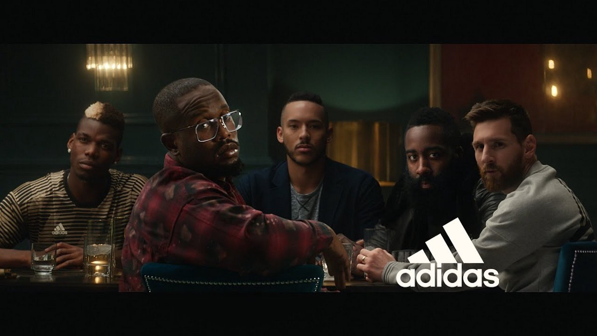 Ejecutar Planificado Sala  I'm here to create | Adidas Campaign 2016–2017 | by Laoura Apostolou | AD  DISCOVERY AND CREATIVITY LAB | Medium