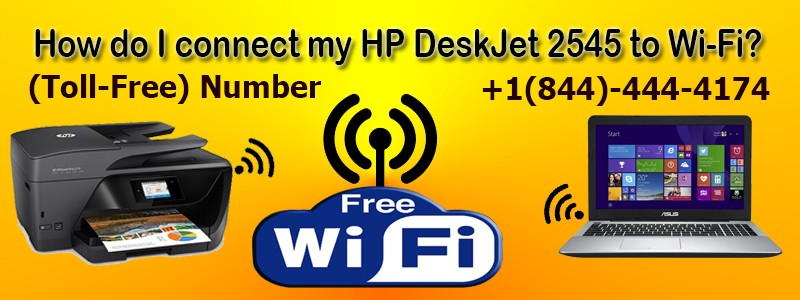 Fine How Do I Connect My Hp Deskjet 2545 To Wi Fi Jordana Home Interior And Landscaping Ologienasavecom