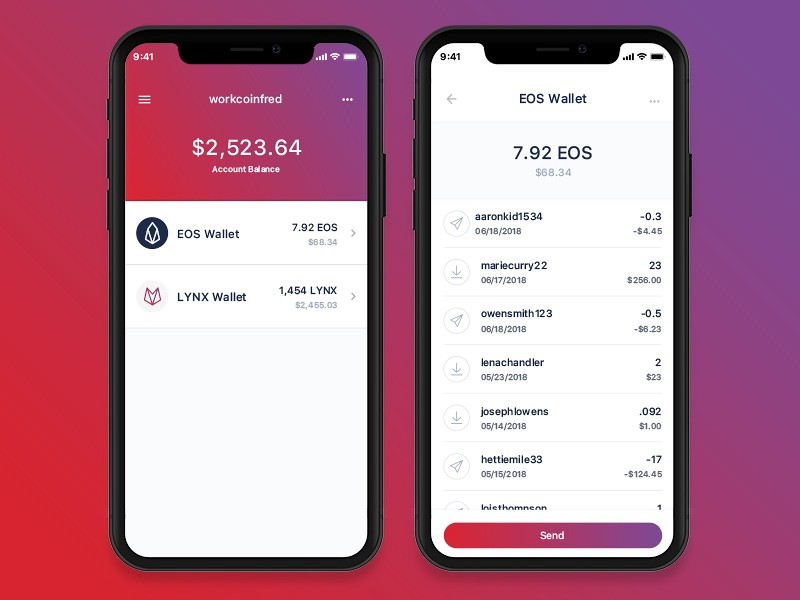 Why we believe EOS Lynx is the go to EOS wallet  - BP Fish