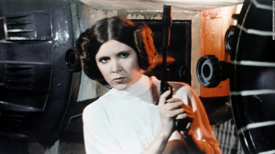 Princess Leia Best And Most Important Character Ever By Hazel