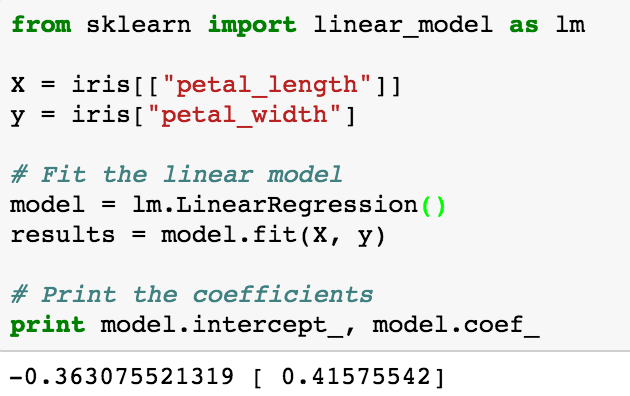 Stats Models vs SKLearn for Linear Regression - Becoming