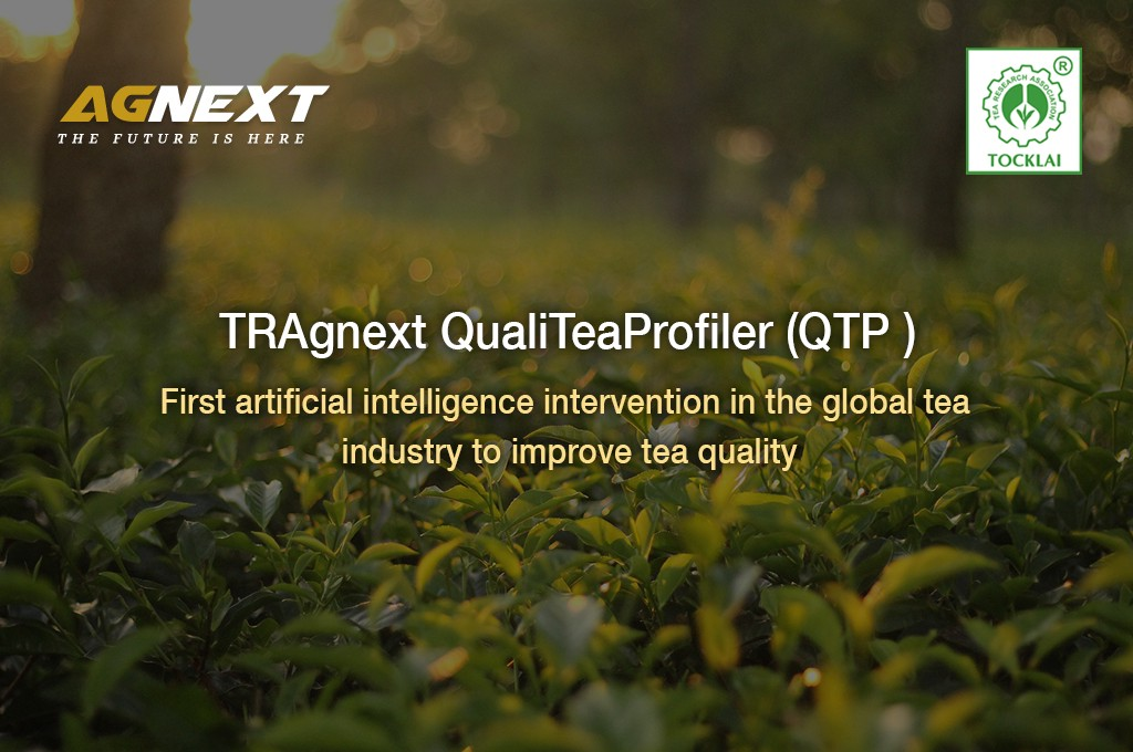 TRAgnext QualiTeaProfiler (QTP ) : First AI intervention in