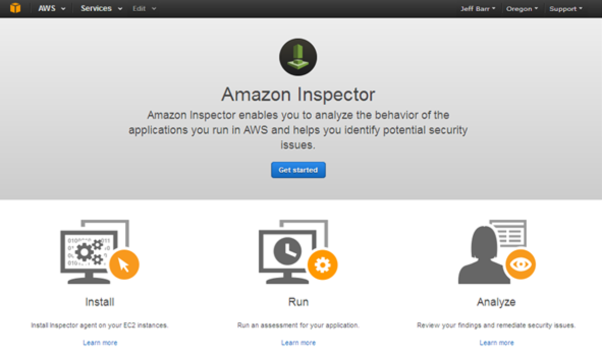 Amazon AWS Inspector Review - Prasanna - Medium