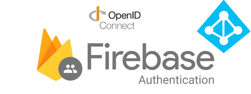 How to integrate a Firebase web app with Azure Active Directory