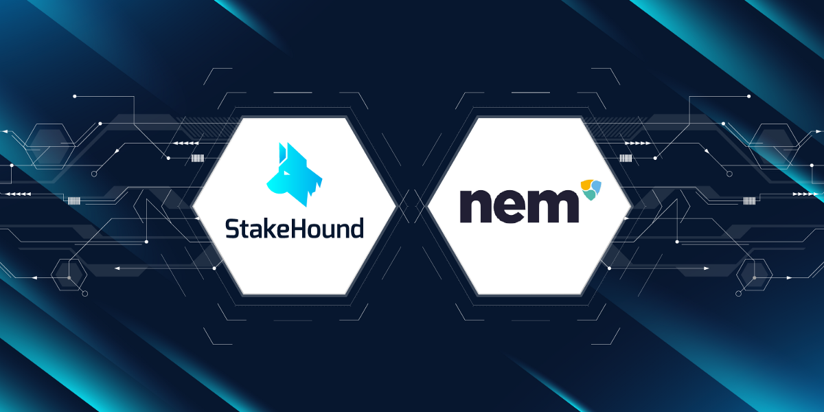NEM Group is joining DeFi rally by launching stakedXEM with StakeHound platform