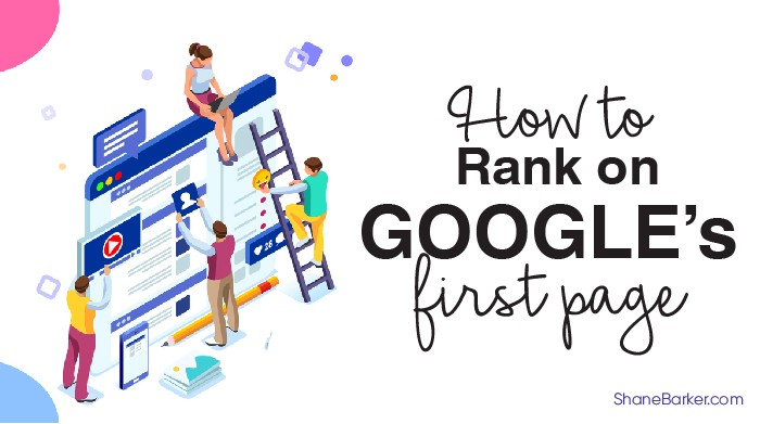 How to Rank on Google's First Page - The Startup - Medium