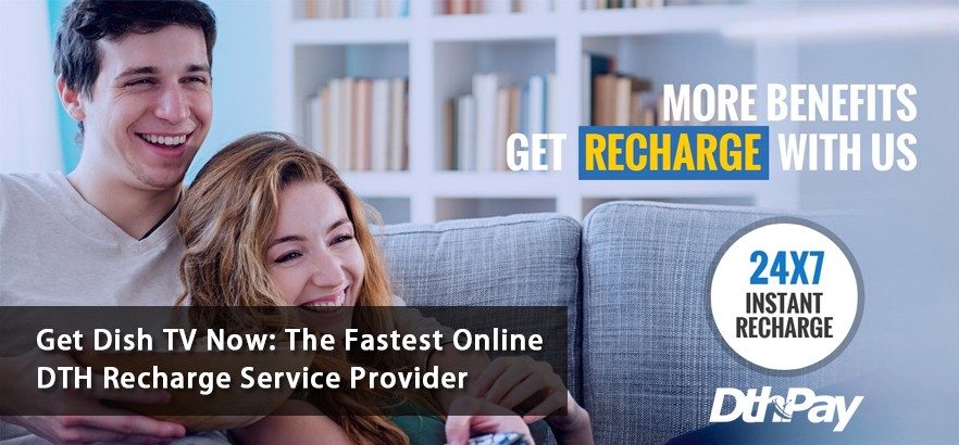 1 DTH Recharge Service | One Stop Recharge Solution