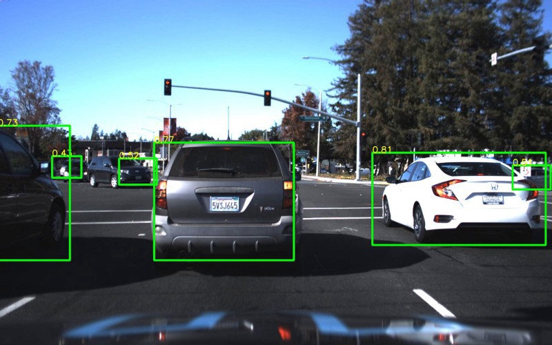 Perception Projects from the Self-Driving Car Nanodegree Program
