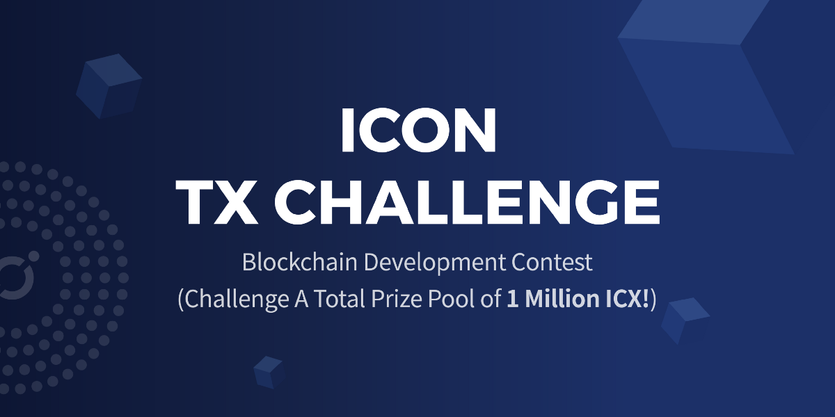 ICON TX (Transaction) Challenge. Greetings from the ICON Team, | by ICON Foundation | Hello ICON World | Medium