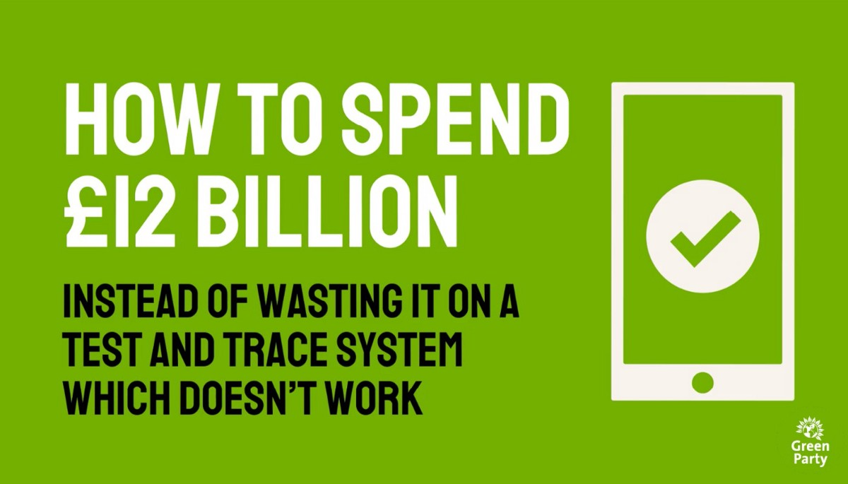 How To Spend £12 Billion