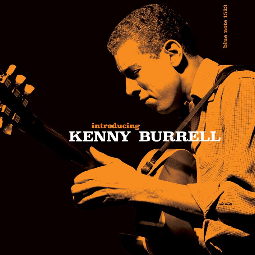 'Introducing Kenny Burrell': Bringing The Blue Note Guitarist To The World