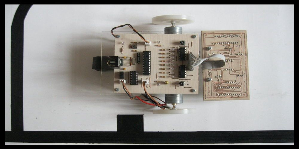 Complete guide to design a basic line follower robot