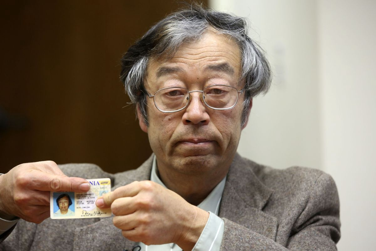 Will the Real Satoshi Nakamoto Please Stand Up? - Good Audience