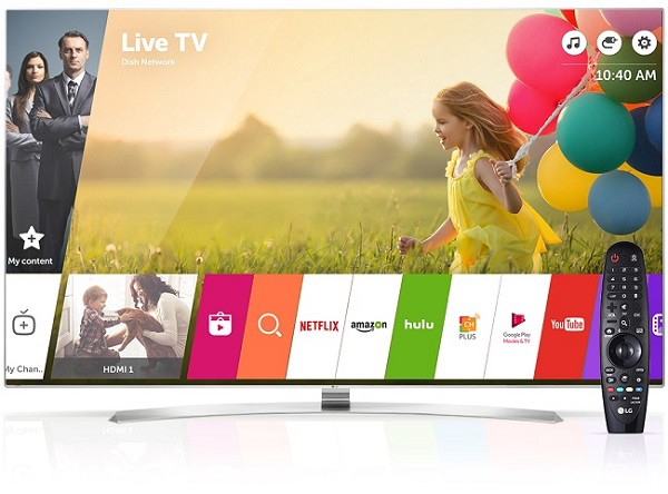 How to Stream iTunes Movies to LG Smart TV without Apple TV