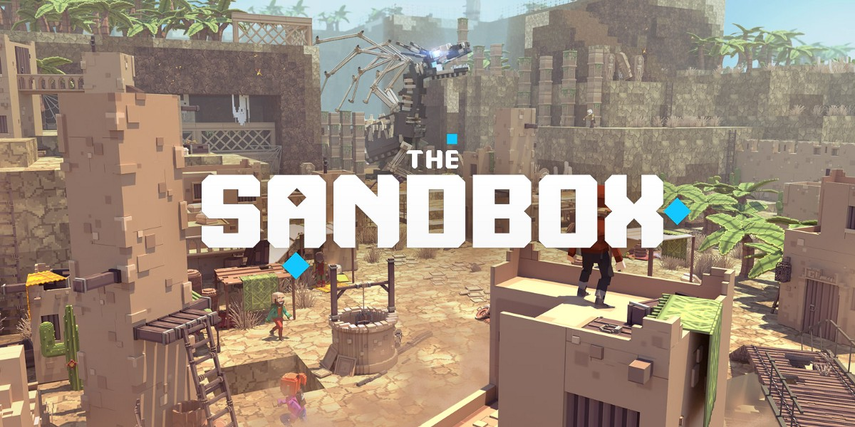 What Is The Sandbox?. Discover the Sandbox metaverse. | by The Sandbox |  The Sandbox | Medium