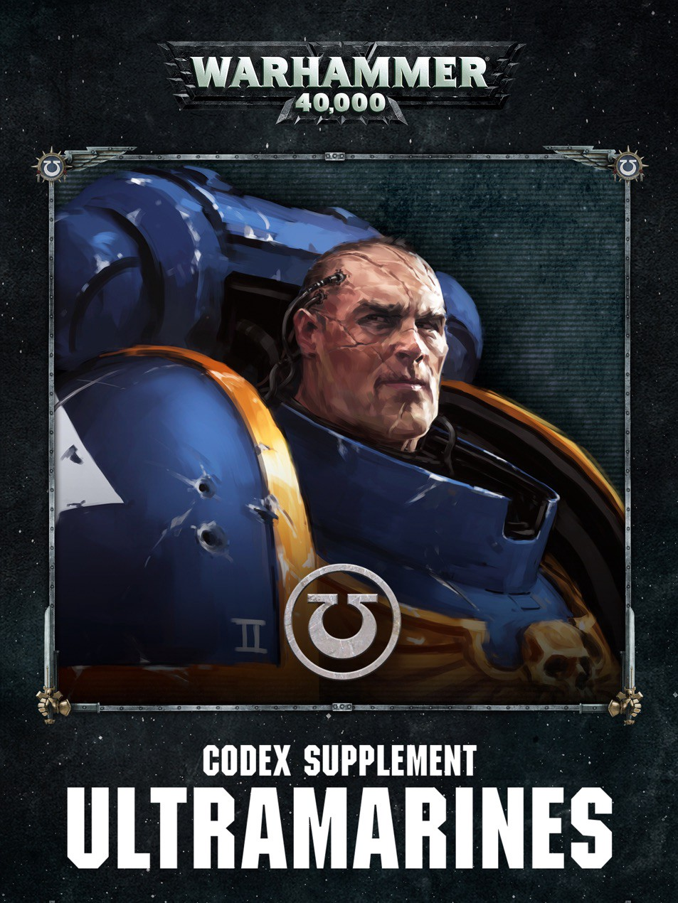 Codex Supplement: Ultramarines (Enhanced Edition) By Games