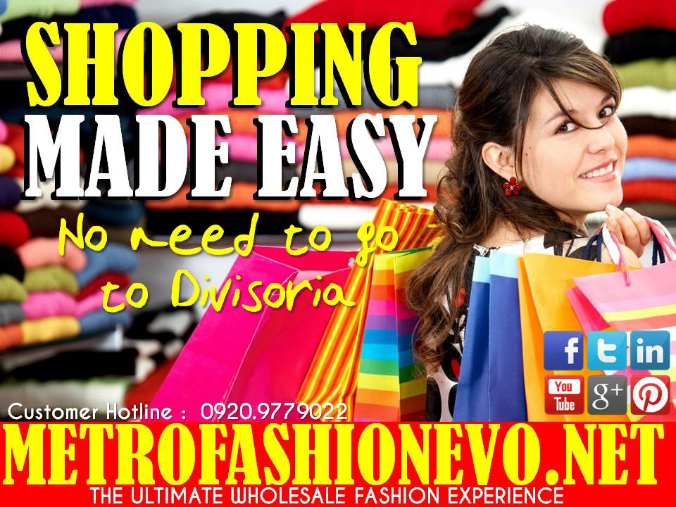 DIVISORIA RTW WHOLESALER SUPPLIER : METROFASHIONEVO NET