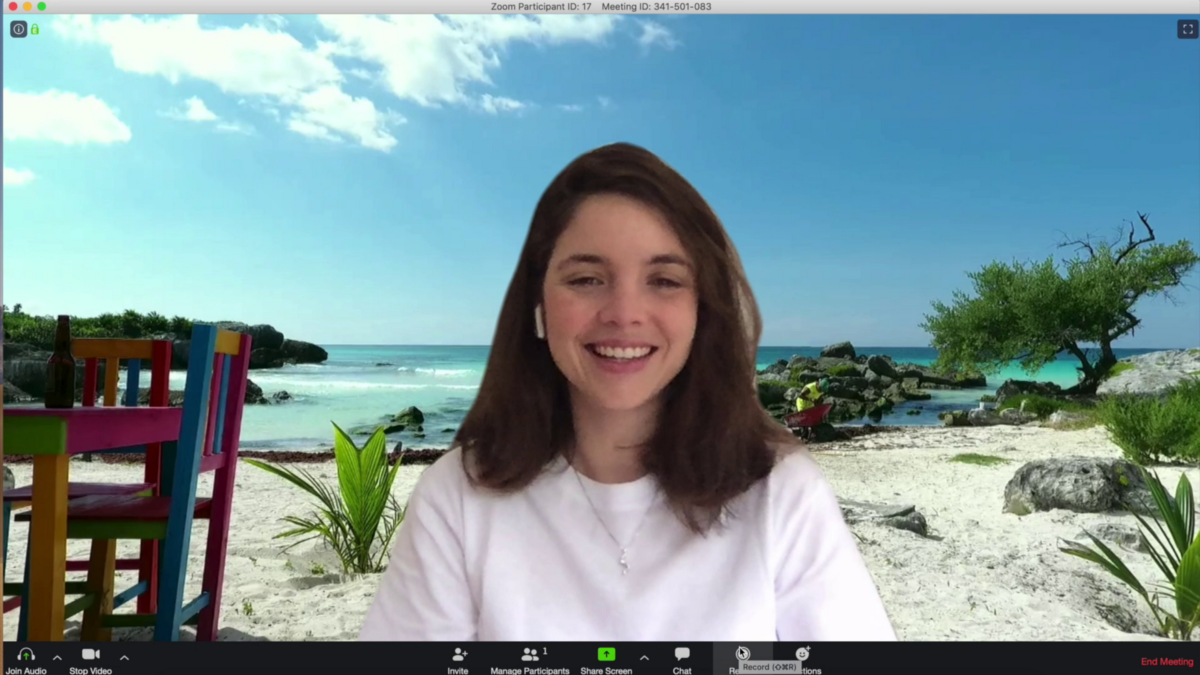 Rock Your Zoom Video Meetings With Fun Video Backgrounds