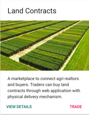 Announcing: India's First Land Contracts Trading - SFarmsIndia - Medium