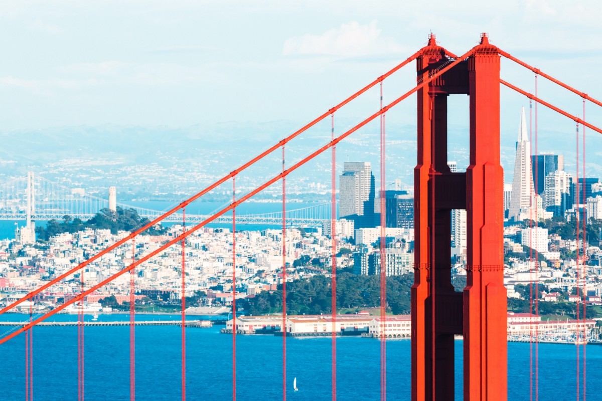 On Finding Myself in San Francisco