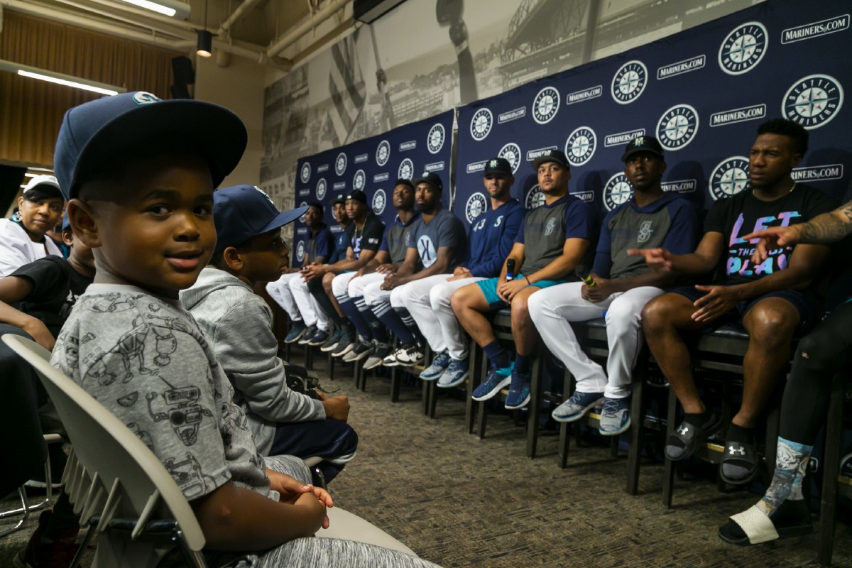 Seattle Mariners, Past & Present, Reflect Upon Black History Month