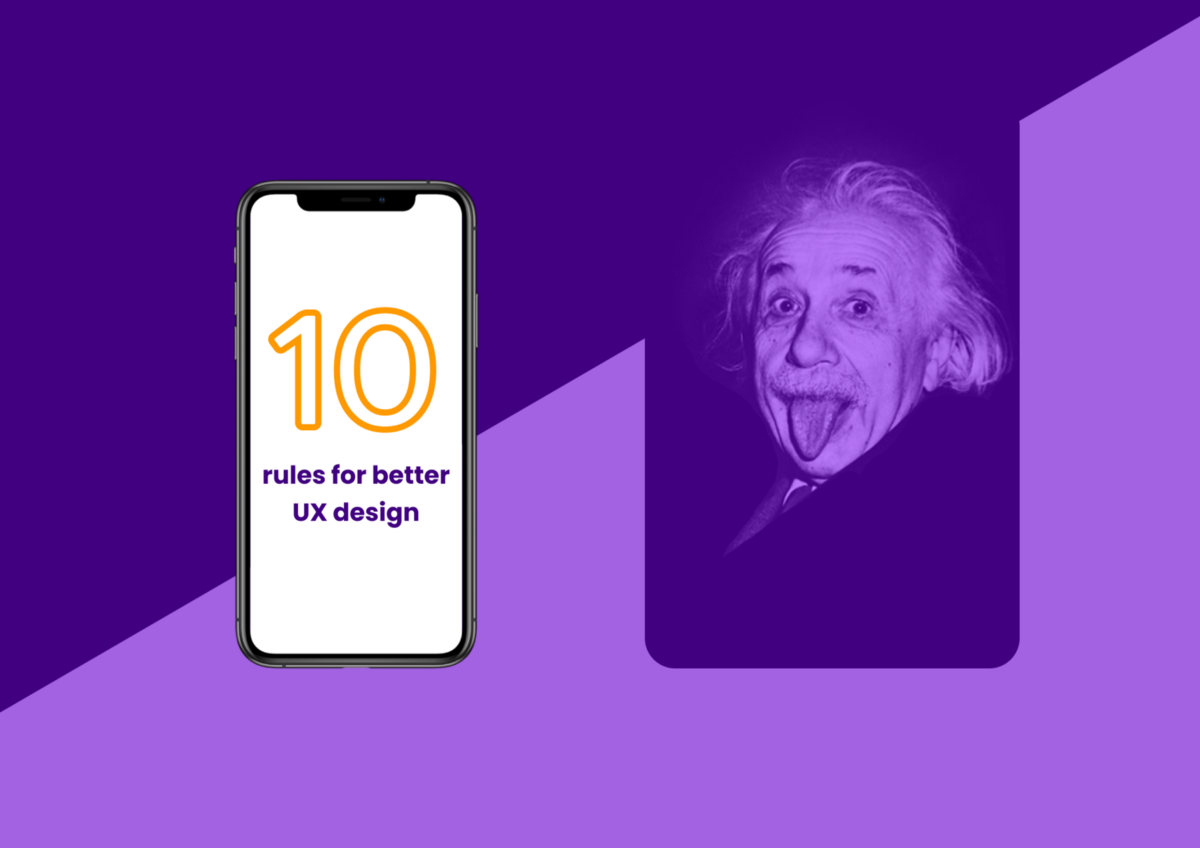 10 Rules for Better UX Design