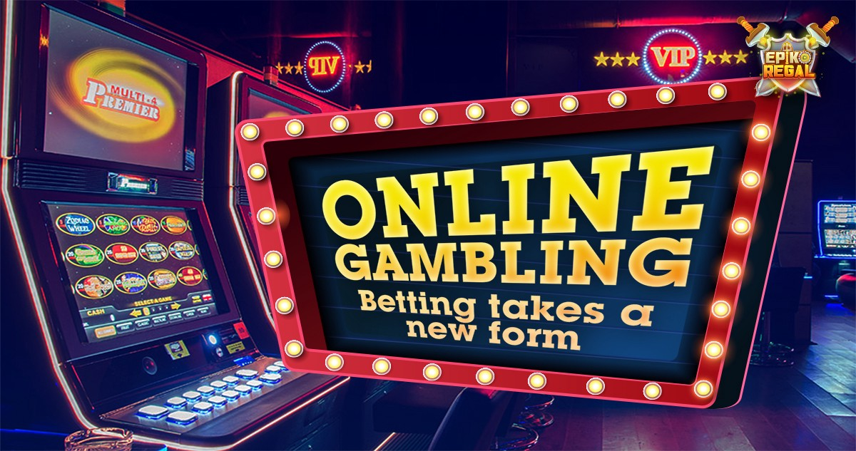 Online Gambling: Betting takes a new form | by Wharf Street Strategies | Epiko Regal | Medium