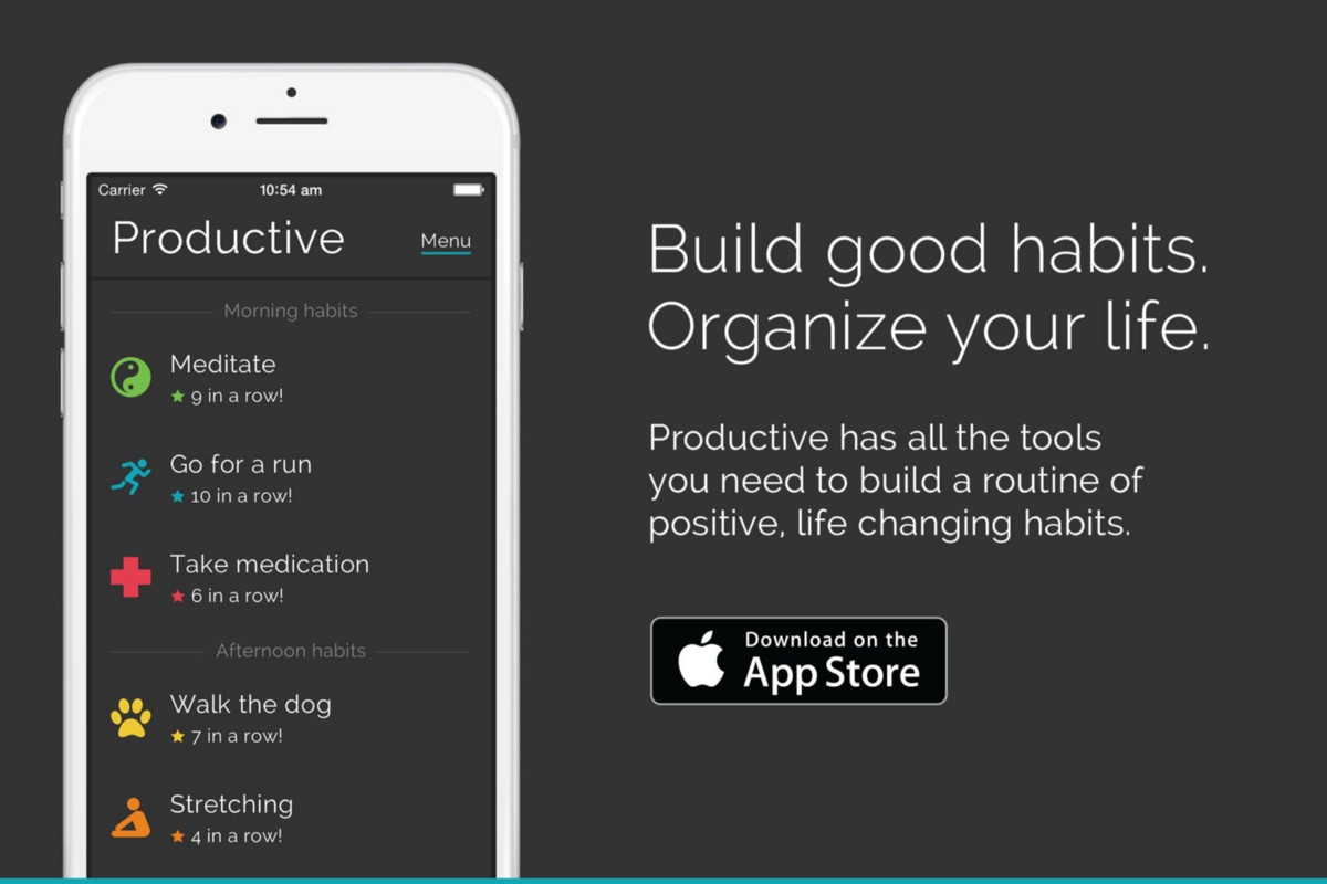 The Habit Tracking App I'm Using - The Blog of James Melcer