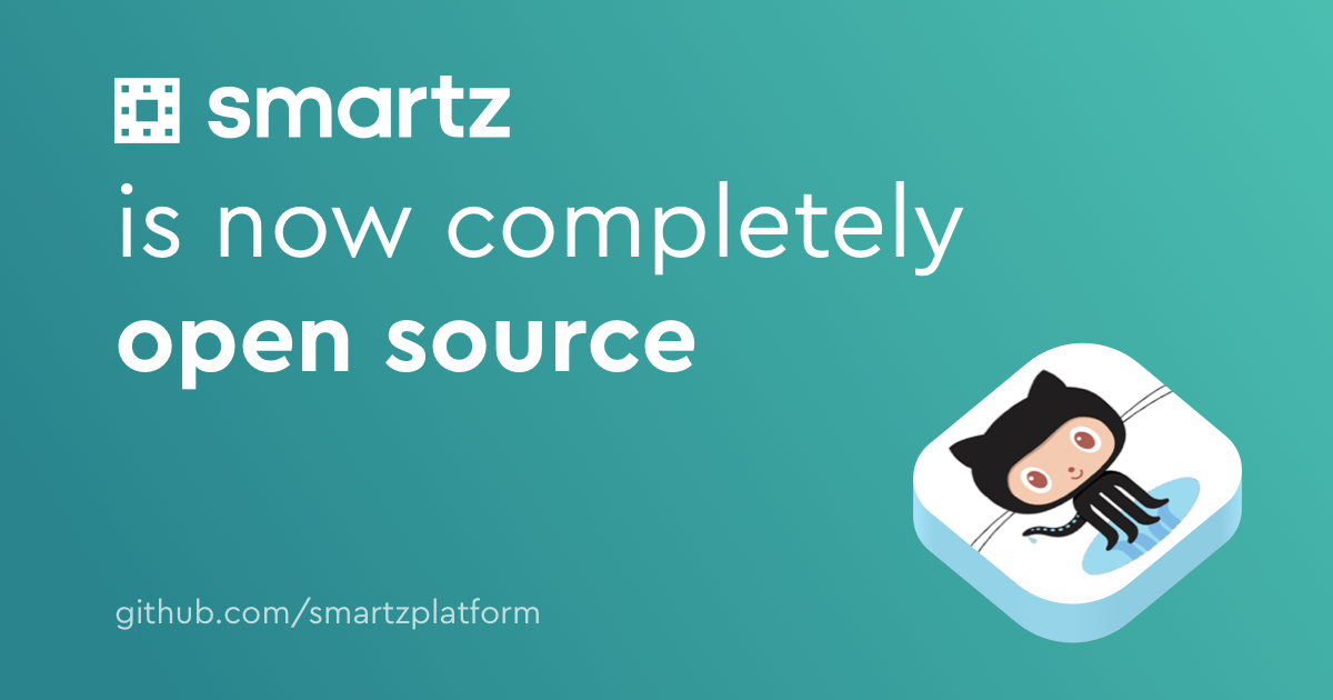 Why Smartz Platform is Now Completely Open Source - Smartz