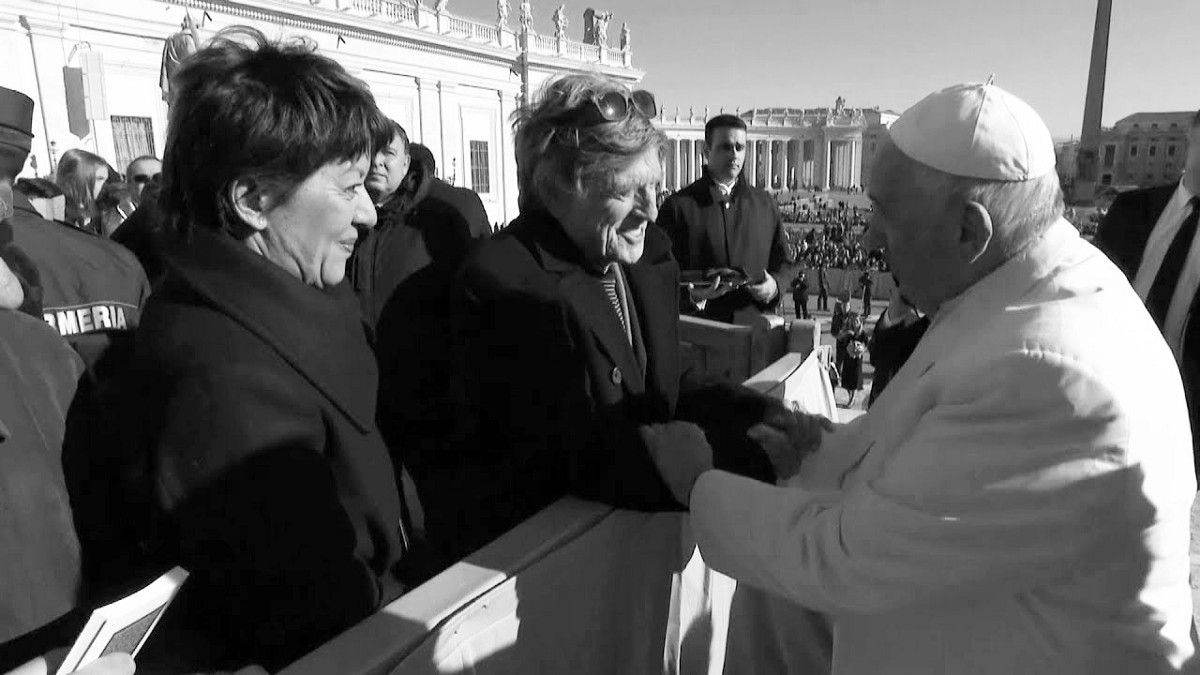 On Meeting Pope Francis