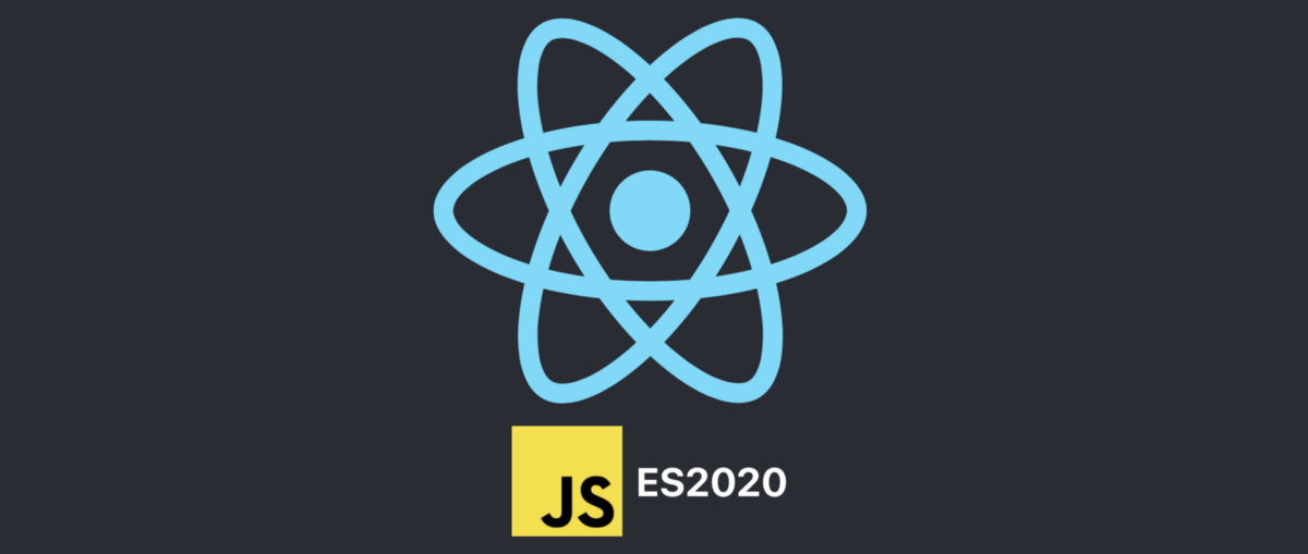 JavaScript ES2020 in React Project