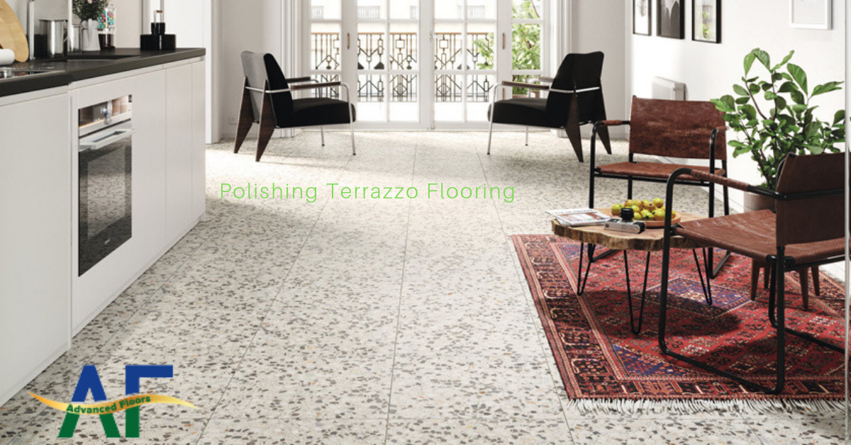 A Step By Step Guide To Polishing Terrazzo Flooring
